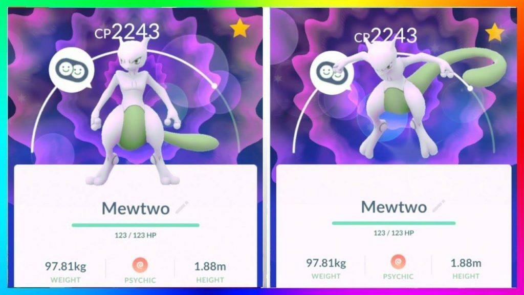 mew two shiny