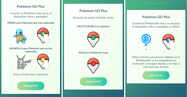 funcion pokemon go plus