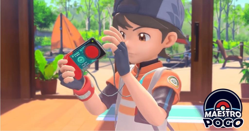 Nuevo Pokémon Snap