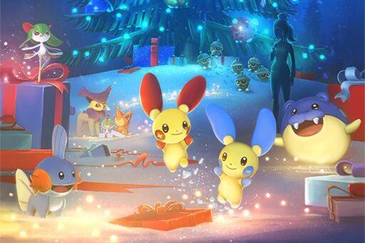 Pokémon Go agrega un juego basado en la dinámica del clima con 50 criaturas Gen 3
