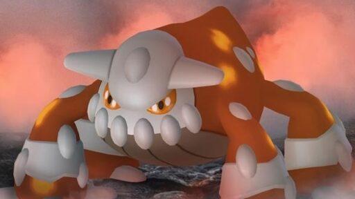 Counter Pokémon Go Heatran, debilidades y movimientos explicados
