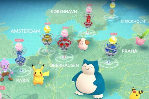 Los desarrolladores de Pokémon Go montan un espectáculo europeo tras la edición de Chicago