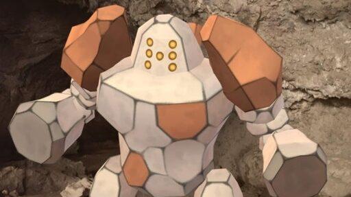 Counter Pokémon Go Regirock, debilidades y movimientos explicados