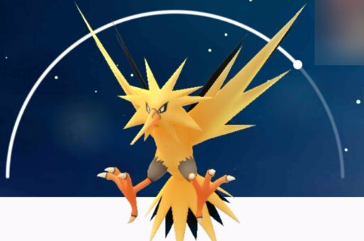 El nuevo pájaro legendario de Pokémon Go, Zapdos, fue derrotado por solo tres jugadores.