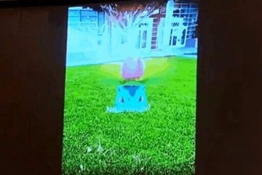 Finalmente, lo que parece la primera grabación de Pokémon Go