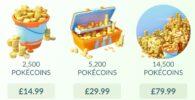 Se anuncian los precios de las microtransacciones de Pokémon GO en el Reino Unido