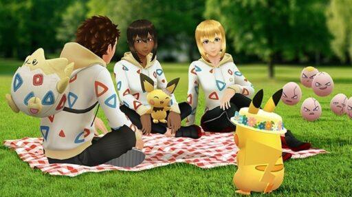 La tarea de investigación de semi eventos se explica en Pokémon Go