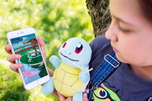 Debemos mencionar la función de señuelo de Pokémon Go.