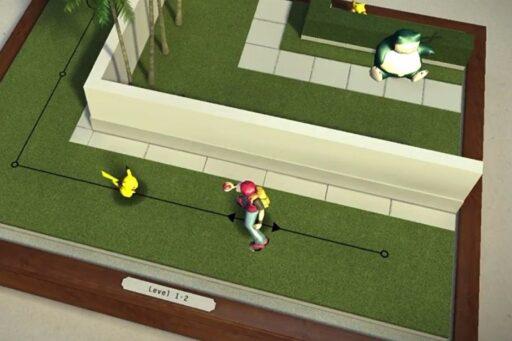 Mira Pokémon GO parodiado por Square Enix