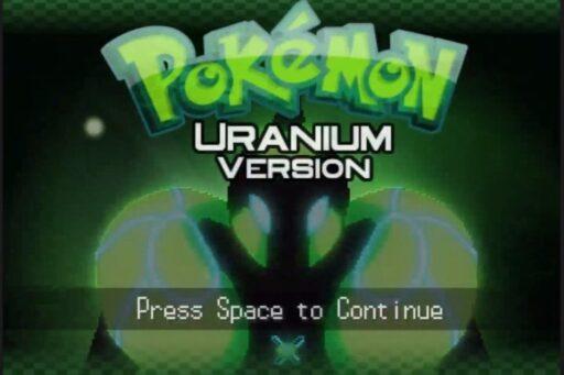 Y eso es para los fanáticos del juego Pokémon Uranium.